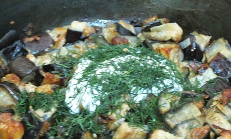 Баклажаны как грибы — 10 быстрых и вкусных рецептов этап 52