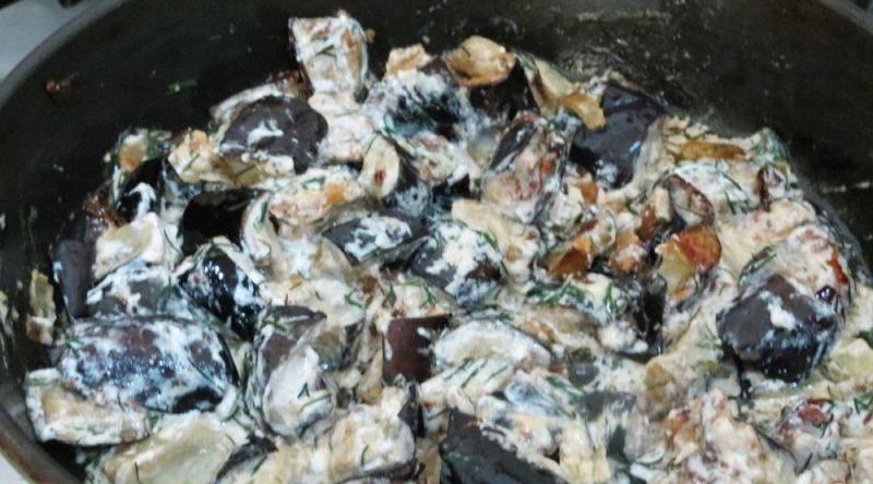 Баклажаны как грибы — 10 быстрых и вкусных рецептов этап 53