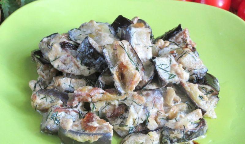 Баклажаны как грибы — 10 быстрых и вкусных рецептов этап 54