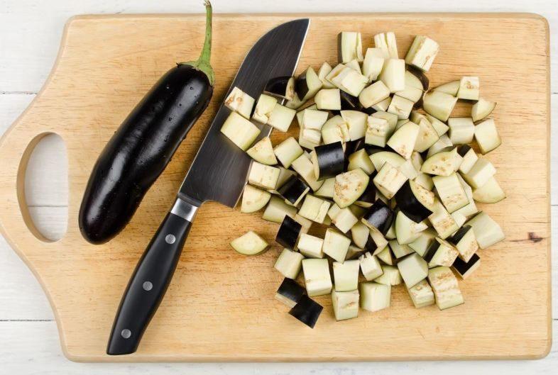 Баклажаны как грибы — 10 быстрых и вкусных рецептов этап 2