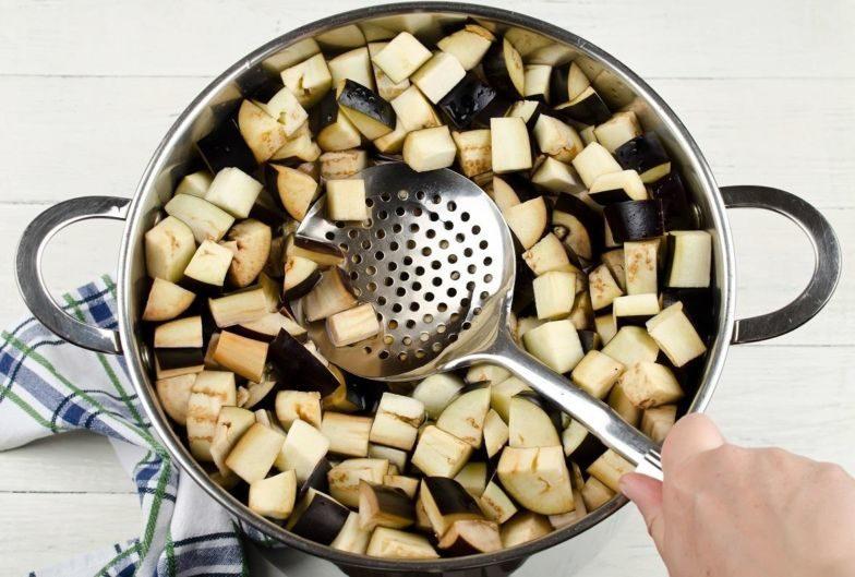 Баклажаны как грибы — 10 быстрых и вкусных рецептов этап 3