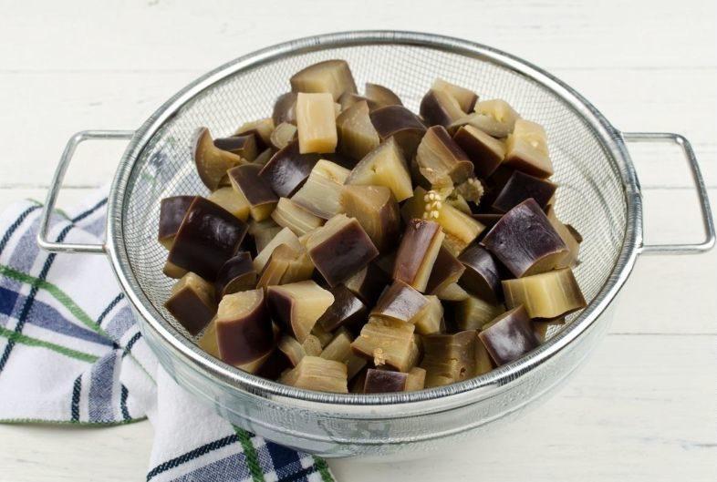 Баклажаны как грибы — 10 быстрых и вкусных рецептов этап 4