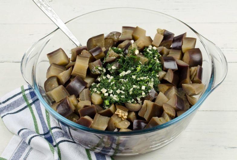 Баклажаны как грибы — 10 быстрых и вкусных рецептов этап 7