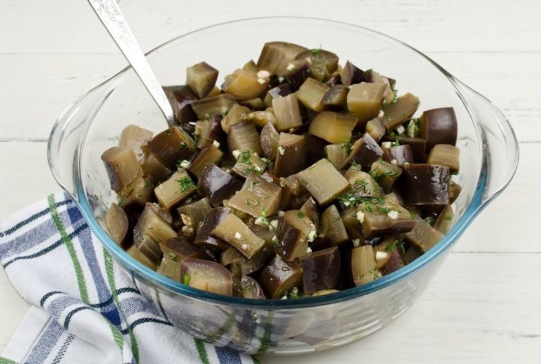 Баклажаны как грибы — 10 быстрых и вкусных рецептов этап 8
