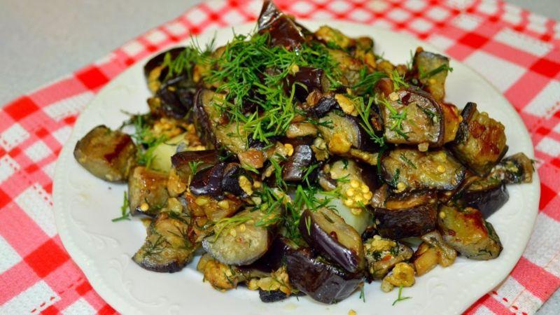 Баклажаны как грибы — 10 быстрых и вкусных рецептов этап 1