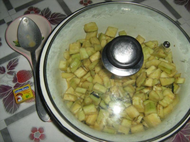 Баклажаны как грибы — 10 быстрых и вкусных рецептов этап 39