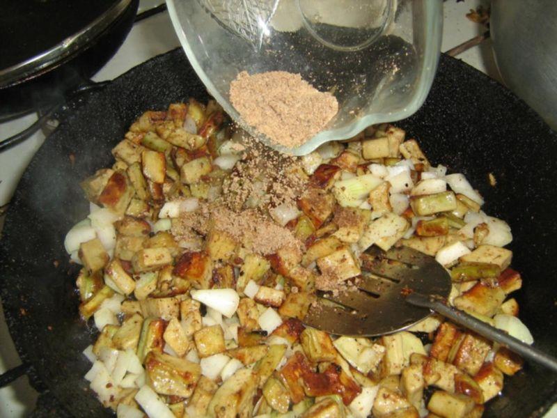 Баклажаны как грибы — 10 быстрых и вкусных рецептов этап 43