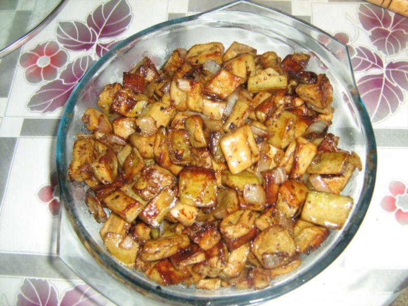 Баклажаны как грибы — 10 быстрых и вкусных рецептов этап 44