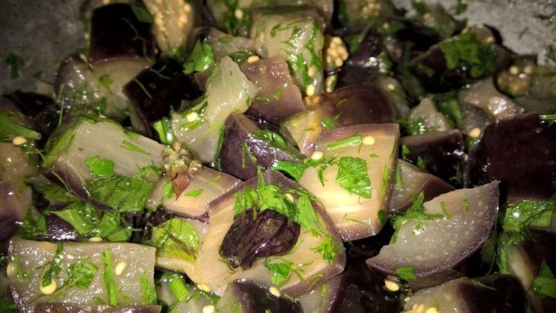 Баклажаны как грибы — 10 быстрых и вкусных рецептов этап 57