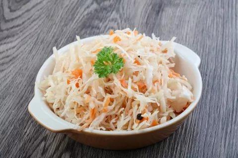 Квашеная капуста быстрого приготовления — 8 рецептов вкусной квашеной капусты этап 35