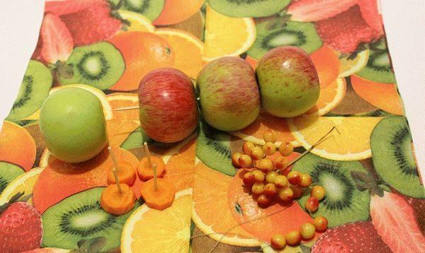 Поделки из овощей и фруктов своими руками для выставки. Самые красивые осенние поделки в детский сад и в школу этап 62
