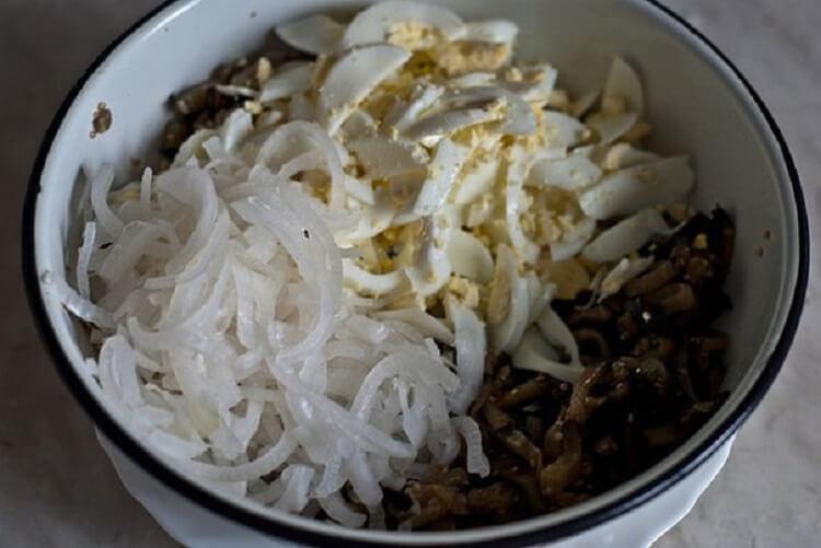 Баклажаны как грибы — 10 быстрых и вкусных рецептов этап 22