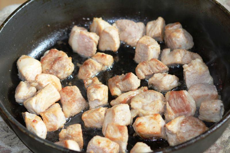 Капуста тушеная — 10 рецептов очень вкусной тушеной капусты этап 32