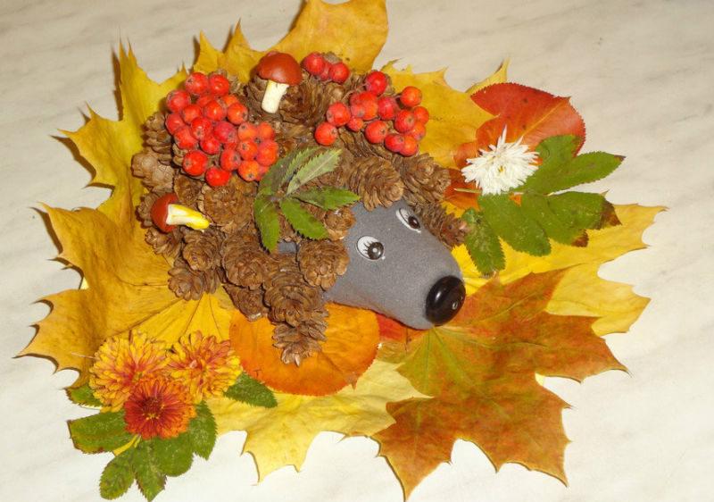 Осенние поделки своими руками: 50 фото, 20 способов как сделать поделки на тему осень