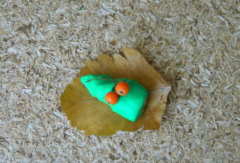Поделки из природного материала на тему осень в школу и для детского сада. 66 интересных и оригинальных идей этап 72