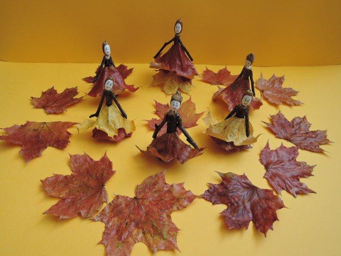 Поделки из природного материала на тему осень в школу и для детского сада. 66 интересных и оригинальных идей этап 42