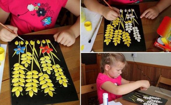 Поделки из тыквы своими руками в детский сад и для школы этап 46
