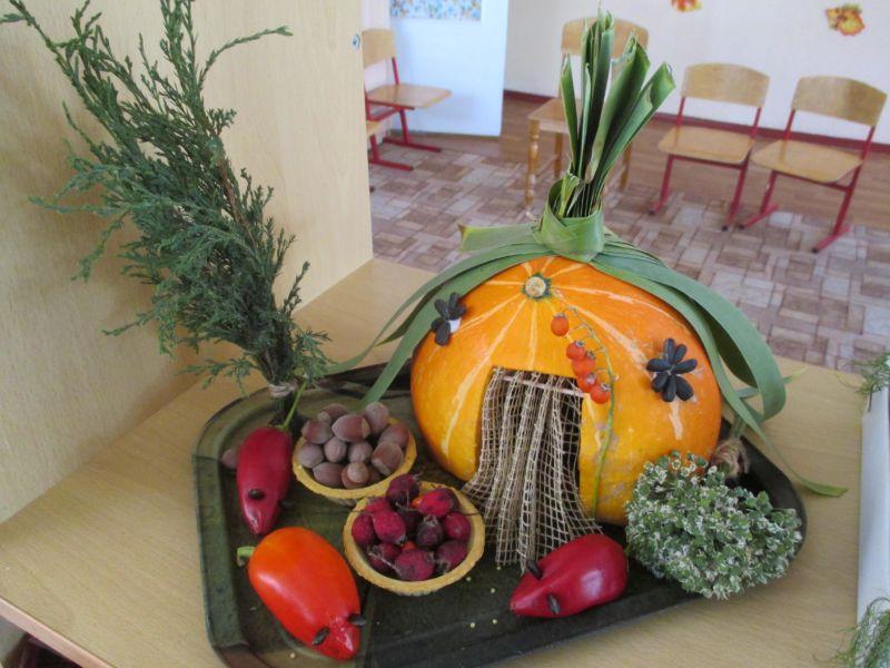 Поделки из овощей и фруктов своими руками для выставки. Самые красивые осенние поделки в детский сад и в школу этап 9
