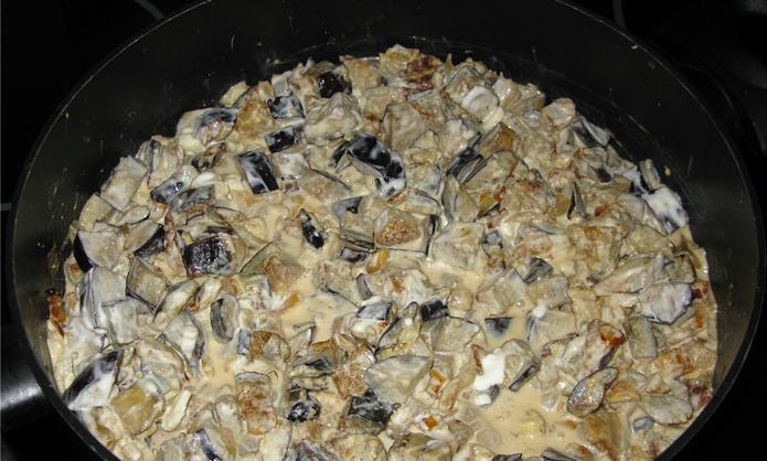 Баклажаны как грибы — 10 быстрых и вкусных рецептов этап 27