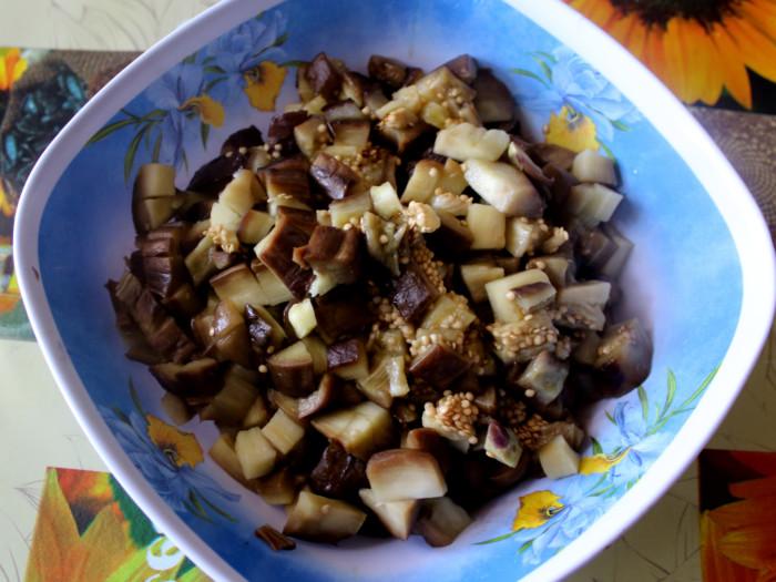 Баклажаны как грибы — 10 быстрых и вкусных рецептов этап 32