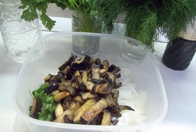 Баклажаны как грибы — 10 быстрых и вкусных рецептов этап 17