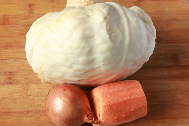 Капуста тушеная — 10 рецептов очень вкусной тушеной капусты этап 2