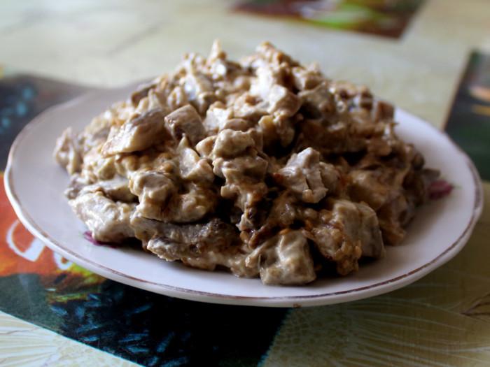 Баклажаны как грибы — 10 быстрых и вкусных рецептов этап 34