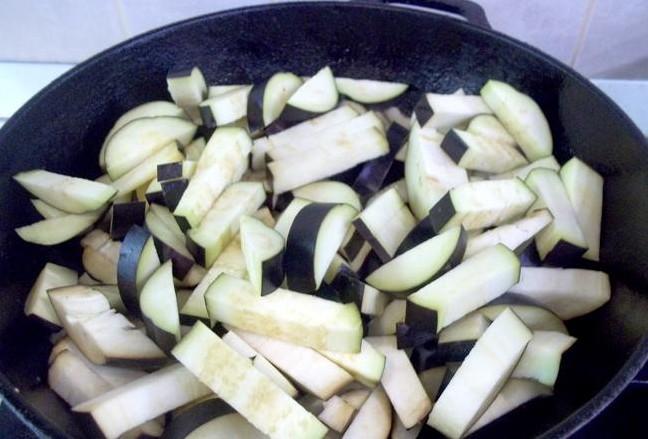 Баклажаны как грибы — 10 быстрых и вкусных рецептов этап 12
