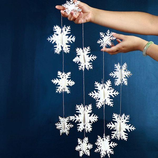 Снежинки из бумаги: шаблоны для вырезания + схемы. Скачивай и распечатывай! этап 78