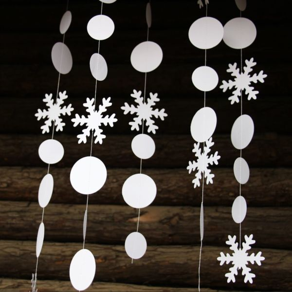 Снежинки из бумаги: шаблоны для вырезания + схемы. Скачивай и распечатывай! этап 79