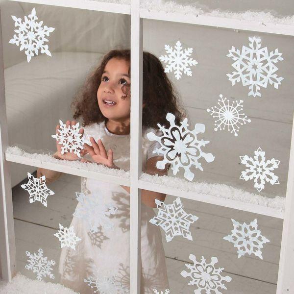 Снежинки из бумаги: шаблоны для вырезания + схемы. Скачивай и распечатывай! этап 73