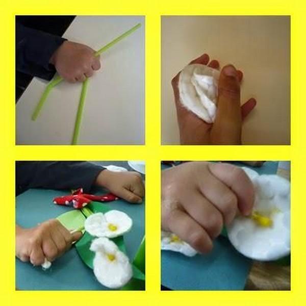 Поделки ко Дню Матери своими руками. Идеи для начальной школы и детского сада этап 98