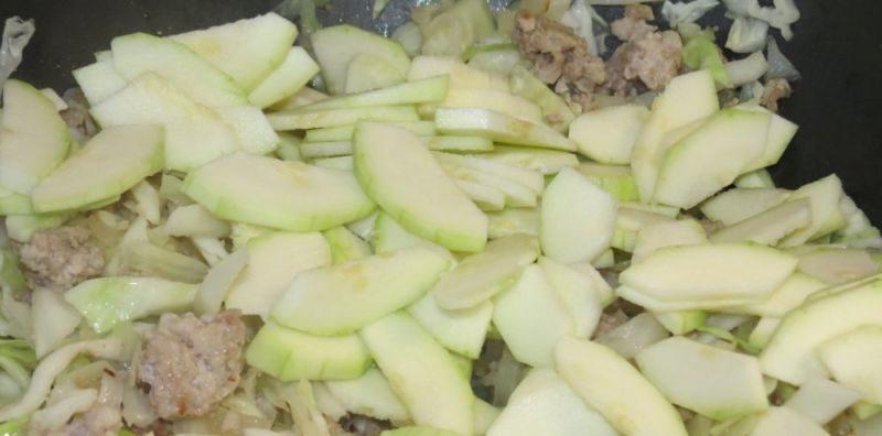 Капуста тушеная — 10 рецептов очень вкусной тушеной капусты этап 42
