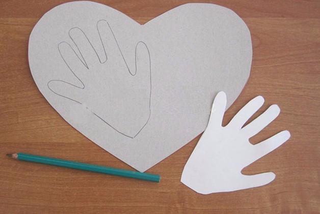 Поделки ко Дню Матери своими руками. Идеи для начальной школы и детского сада этап 84