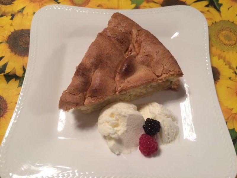 Пышная шарлотка с яблоками — 6 рецептов приготовления шарлотки в духовке этап 10