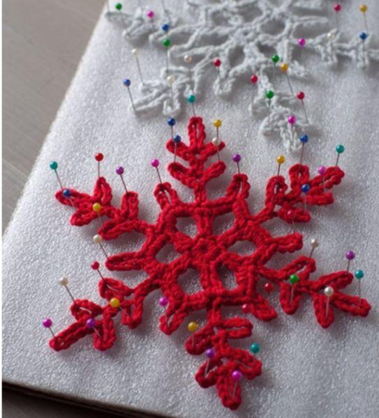 Снежинки своими руками на Новый год 2020. Поэтапные и пошаговые инструкции по изготовлению снежинок этап 61