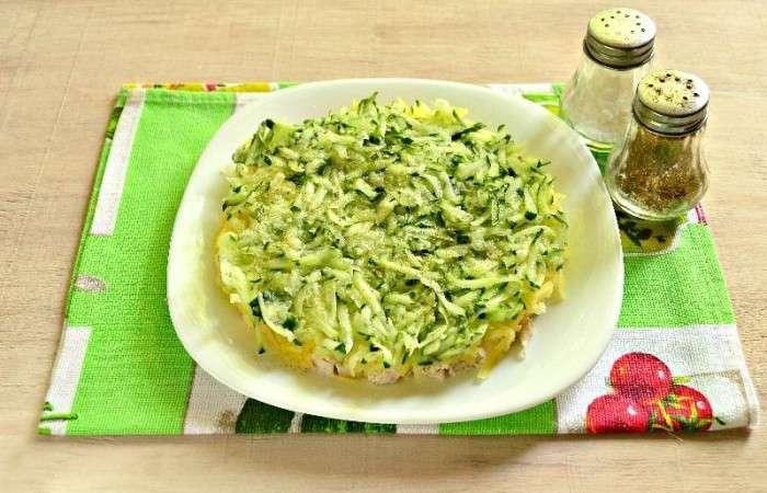 Салаты на Новый год 2021. Простые и вкусные рецепты новогодних салатов этап 37