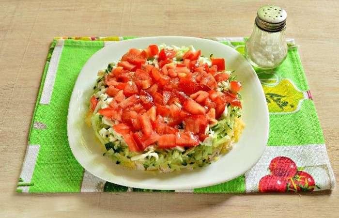Салаты на Новый год 2020. Простые и вкусные рецепты новогодних салатов этап 39