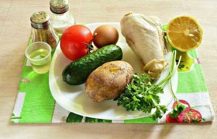 Салаты на Новый год 2020. Простые и вкусные рецепты новогодних салатов этап 33