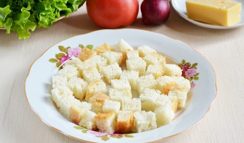 Салаты на Новый год 2021. Простые и вкусные рецепты новогодних салатов этап 10