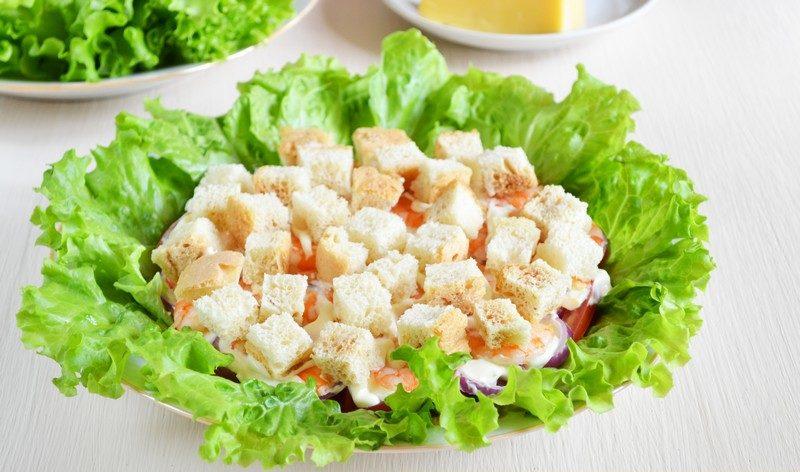 Салаты на Новый год 2021. Простые и вкусные рецепты новогодних салатов этап 20