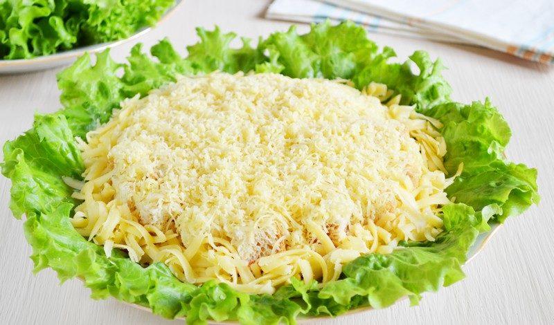 Салаты на Новый год 2021. Простые и вкусные рецепты новогодних салатов этап 21