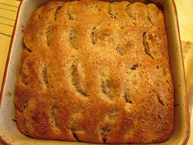 Пышная шарлотка с яблоками — 6 рецептов приготовления шарлотки в духовке этап 19