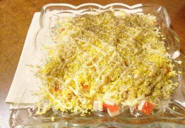 Салаты на Новый год 2021. Простые и вкусные рецепты новогодних салатов этап 23