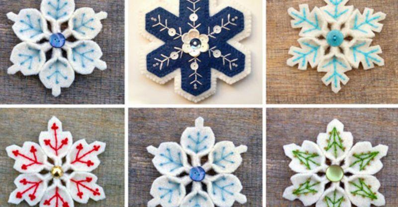 Снежинки своими руками на Новый год 2020. Поэтапные и пошаговые инструкции по изготовлению снежинок этап 80
