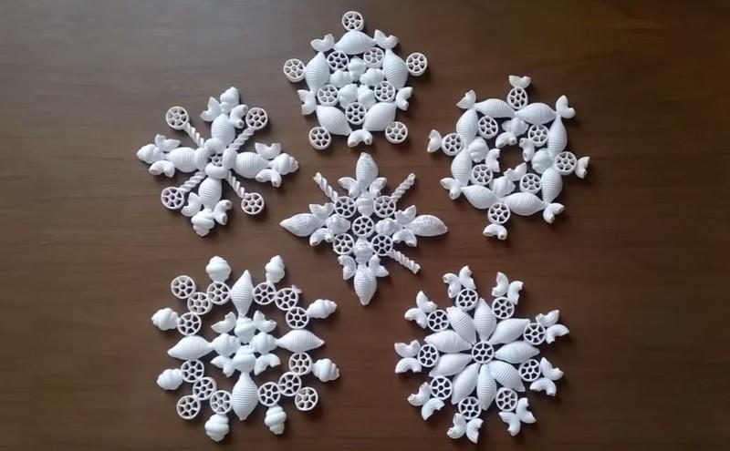 Снежинки своими руками на Новый год 2020. Поэтапные и пошаговые инструкции по изготовлению снежинок этап 64