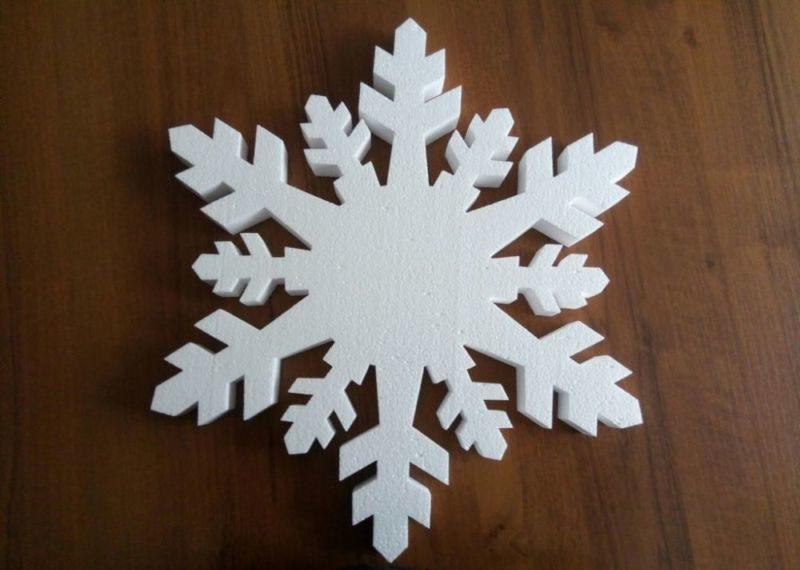 Снежинки своими руками на Новый год 2020. Поэтапные и пошаговые инструкции по изготовлению снежинок этап 65