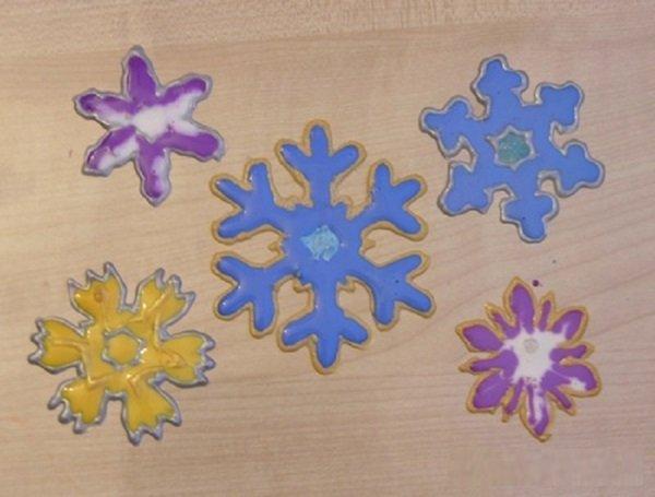 Снежинки своими руками на Новый год 2020. Поэтапные и пошаговые инструкции по изготовлению снежинок этап 73