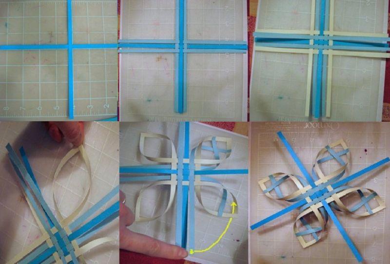 Снежинки из бумаги: шаблоны для вырезания + схемы. Скачивай и распечатывай! этап 32