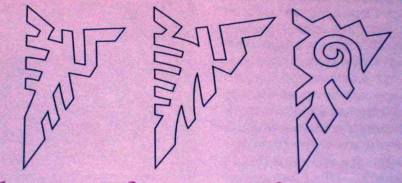 Снежинки из бумаги: шаблоны для вырезания + схемы. Скачивай и распечатывай! этап 21